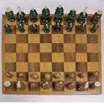 Chess Set made in Mexico