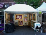 outdoor show booth