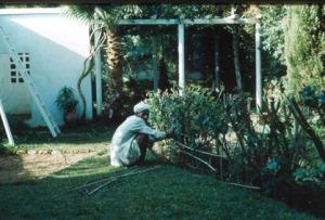 Mohammed our gardener