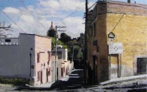 San Miguel de Allende  Calle Aldama
