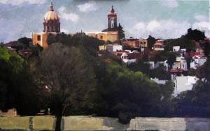 San Miguel de Allende iglesia