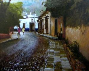 San Miguel de Allende  La Baeza