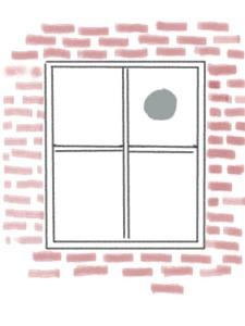 Hole In The Window