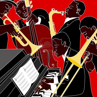 8664882-vector-illustration-of-a-jazz-band