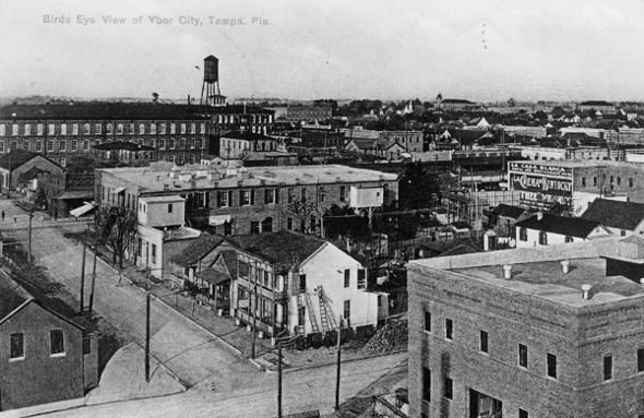 Ybor City ca 1900