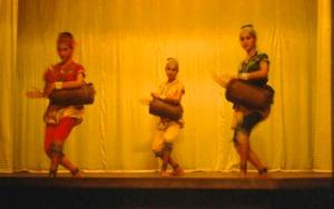 Thailand dancers