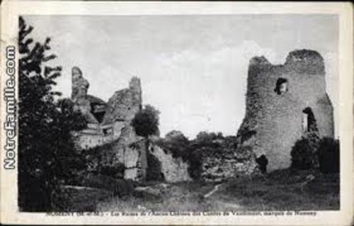 Castle in Nomeny