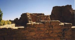 hilltop ruin