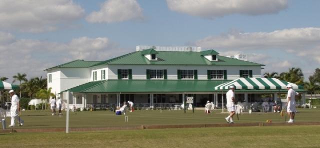 National Croquet Center