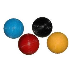 croquet balls
