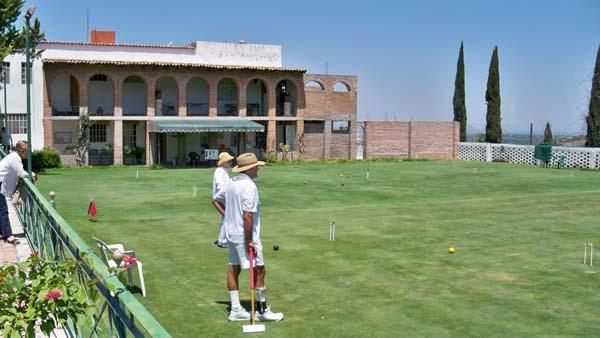 Croquet Club de San Miguel de Allende