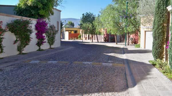 Malanquin restidential street
