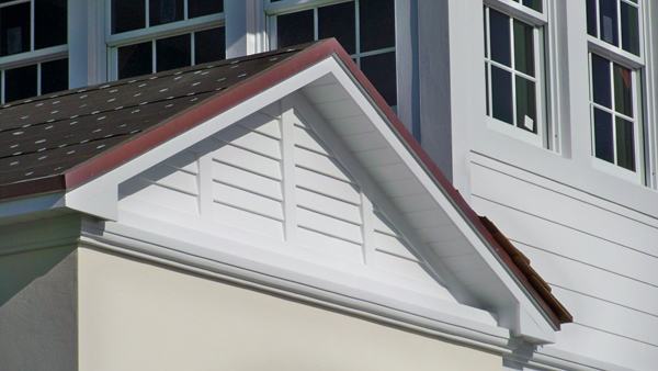 Siding Closeup
