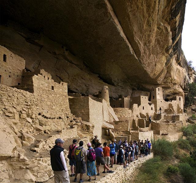 Mesa Verde From Flickr user lukexmartin