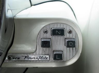 Chrysler push button shifter