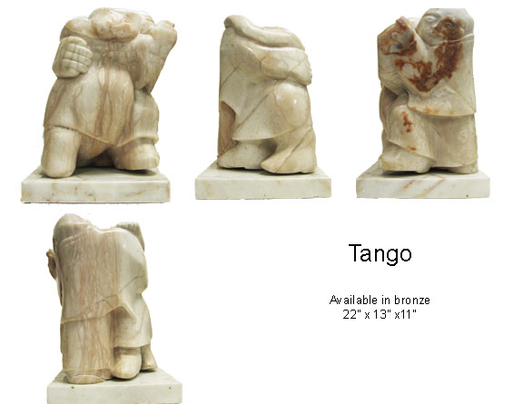 Tango in Alabaster