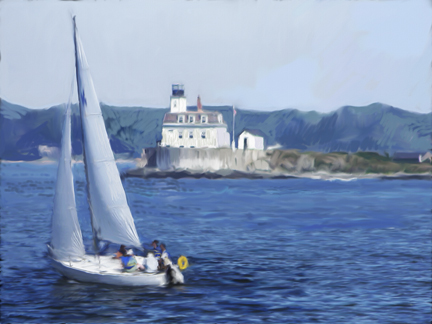 Afternoon Sail $195