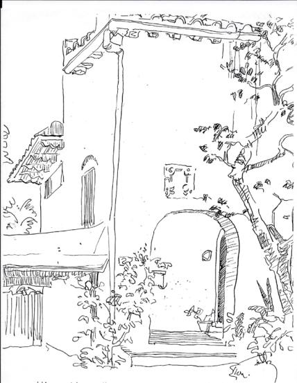 Late Mary Herrick's House