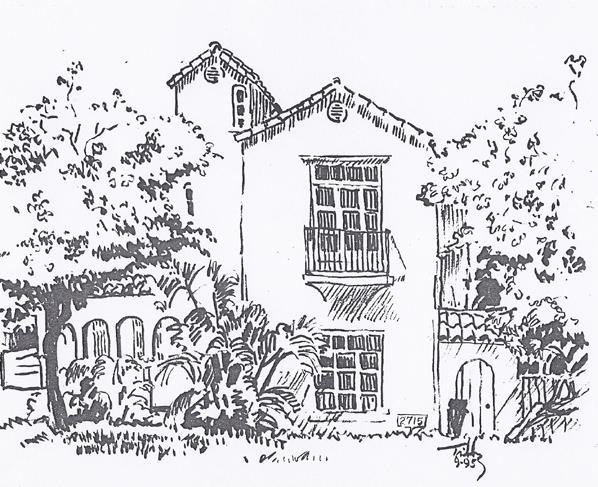 Ruben Hale's House