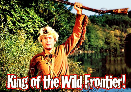 King of the Wild Frontier