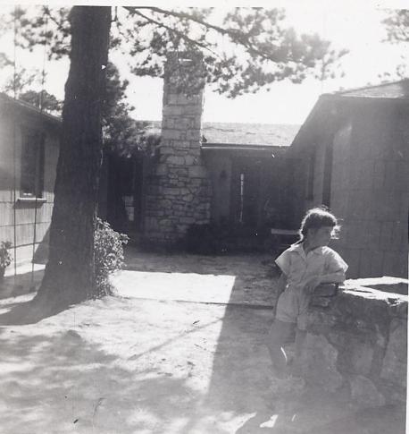 Susan and the Carmel House