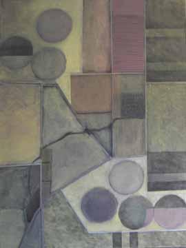 """Heartland Oil on canvas 48"""" x 36"""""""
