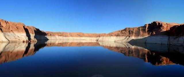 lake powell calm