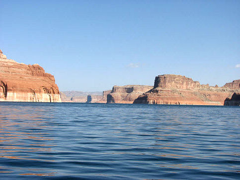 lake powell isolation