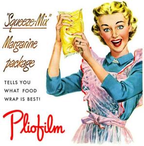 Margarine mix