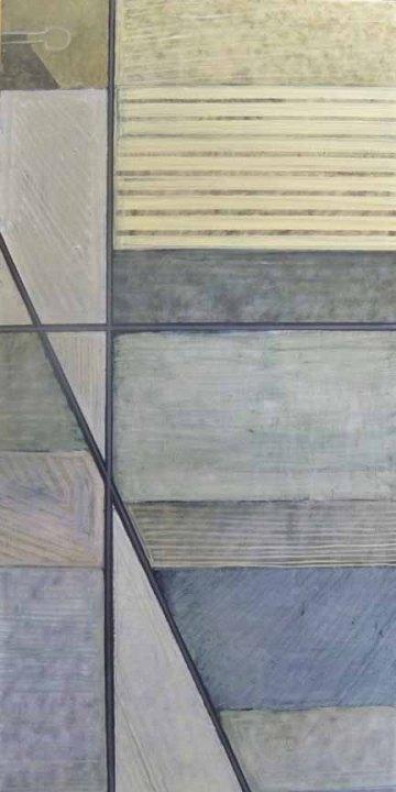 """Montana Oil on canvas 60"""" x 30"""""""