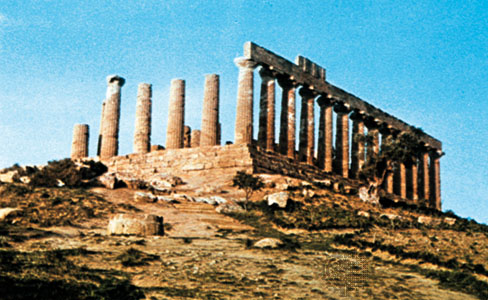 Temple of Hera, Agrigento, Sicily