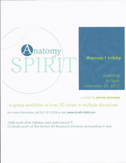 Anatomy of Spirit