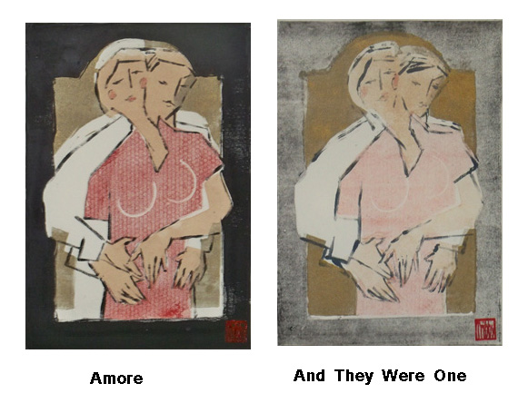 Amore And They were one
