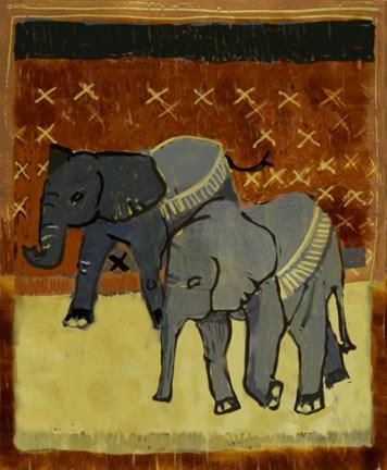 elephant calves $95