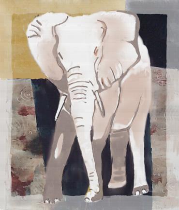 Majestic Elephant  $95