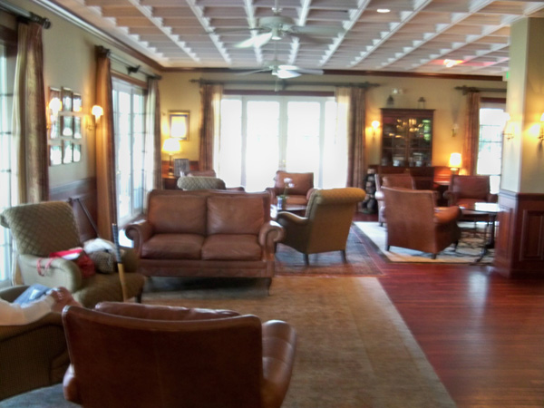 National Croquet Center Bar and Lounge