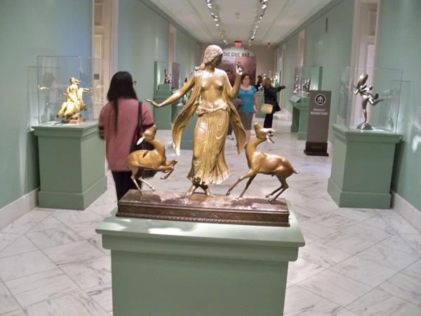 American Art Museum Interior