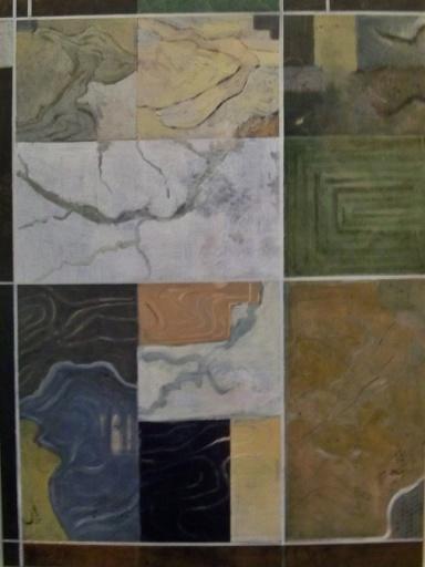 """Oklahoma oil on canvas, 48"""" x 36"""""""