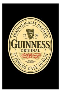 Guinness Label