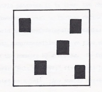 Five Rectangles