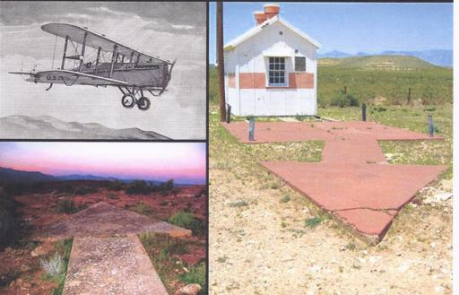 Mail delivery Plane and Markers
