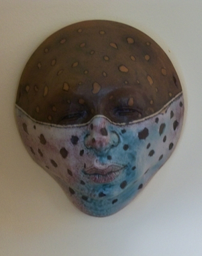 Mask, African contemporary