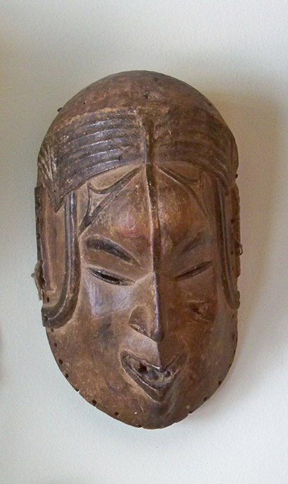 mask, African