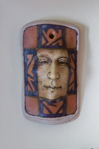 Contemporary Mask