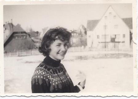 Rita Berge in Ifrane