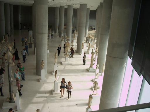 Acropolis Museum Gallery