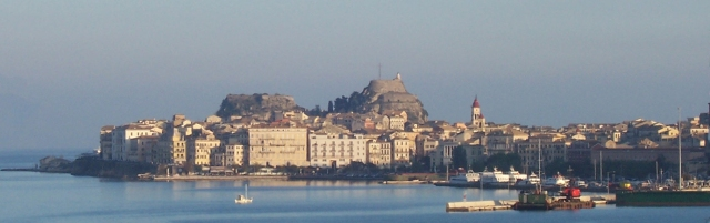 Old Town of Corfu