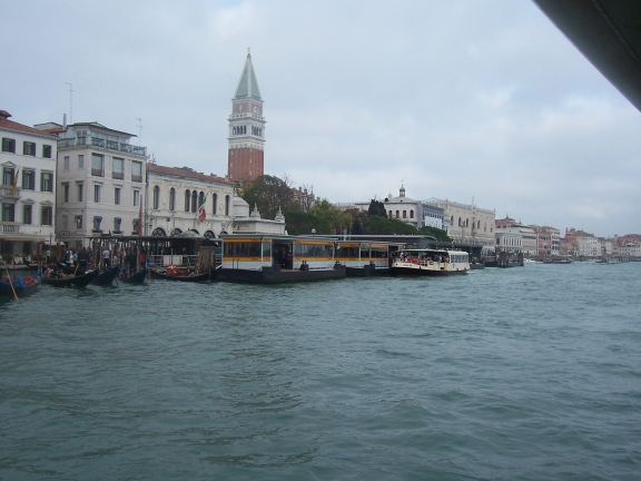 approching Piazza San Marco