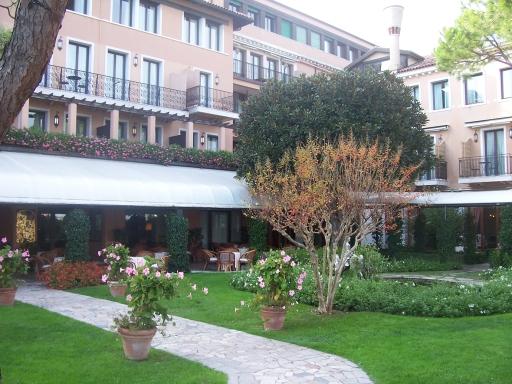 Venice  Hotel Cipriani