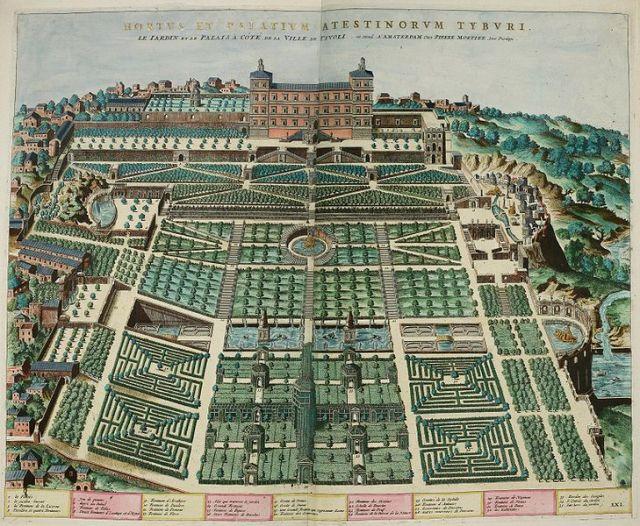 Gardens of the Villa d'Este